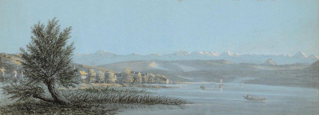 Maurer, Heinrich (Bülach 1774–1822 Zürich),