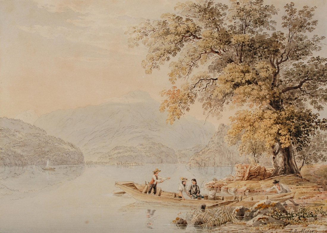 Meyer, Johann Jakob (Meilen 1787–1858 Zürich) Am