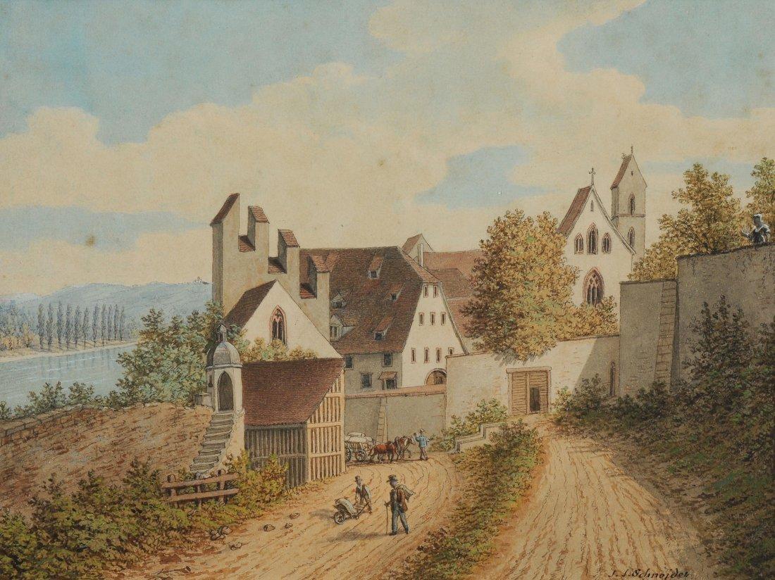 "Schneider, Johann Jakob (Diegten 1822–1889 Basel) ""Im"