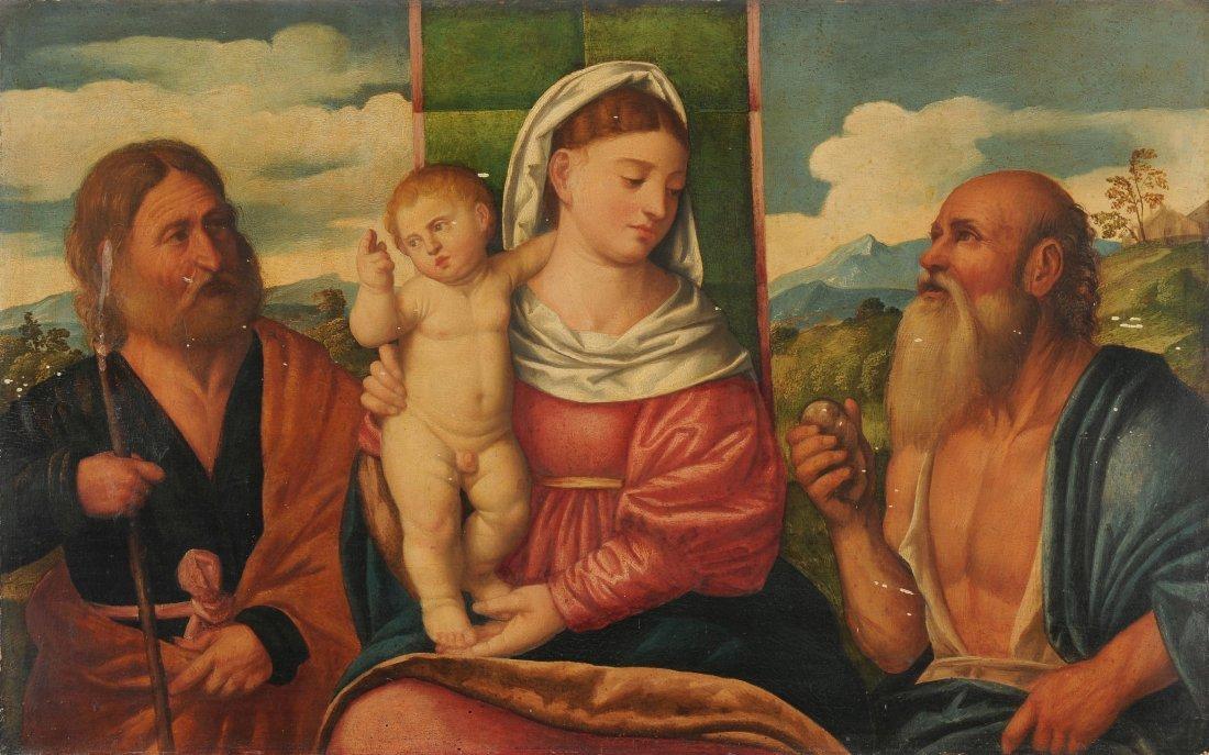 Palma, Jacopo, il Vecchio  eigentl. Jacopo d'ntonio