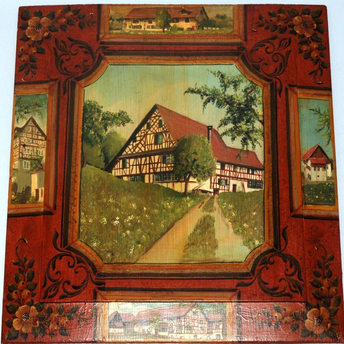 "Werner, Köbi (2. Hälfte 20. Jahrhundert) ""Rund um"