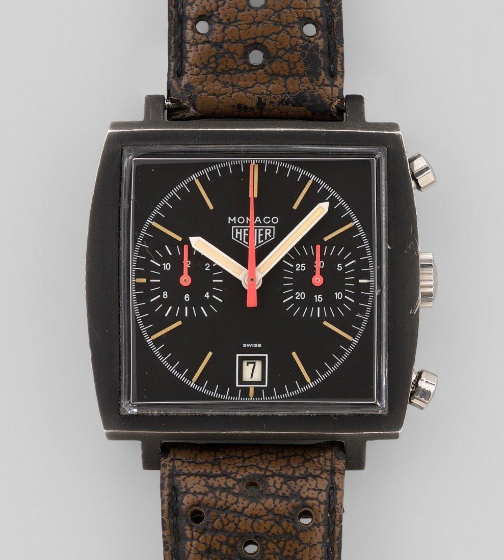 Heuer Monaco Chronograph Rechteckiger, mechanischer
