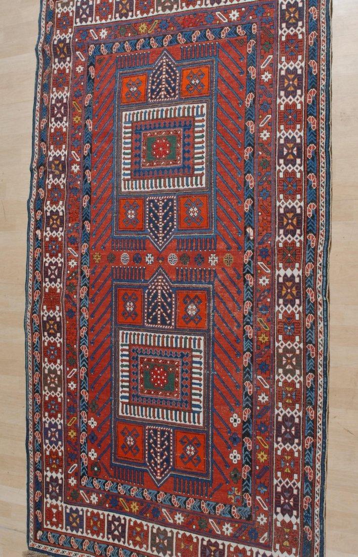 Baku-Shirwan O-Kaukasus, um 1920. Im roten Mittelfeld