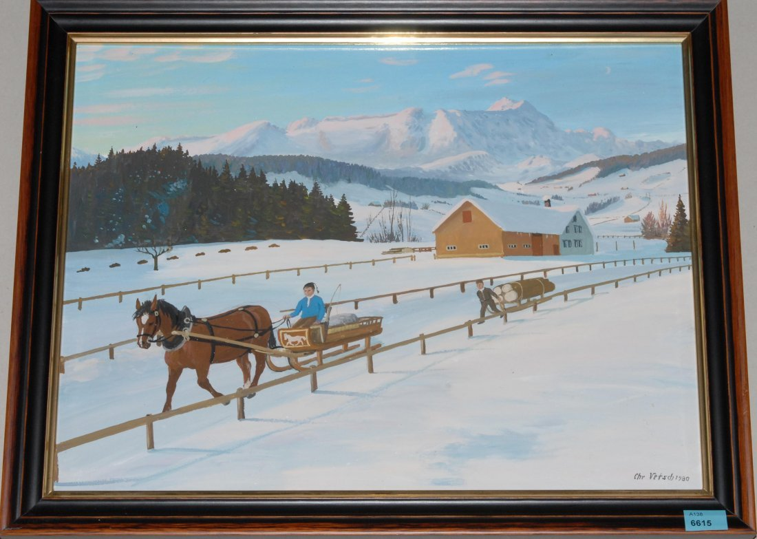 Vetsch, Christian (Grabs 1912–1996 Altstätten)