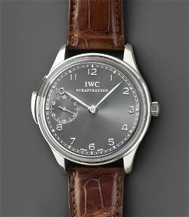 IWC Portugieser Minutenrepetition Limited Edition