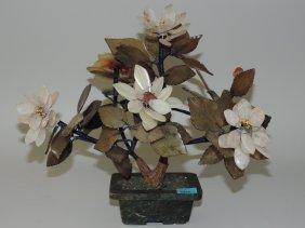 Zierbäumchen China, 20.jh. Dekoratives Zierbäumchen Aus