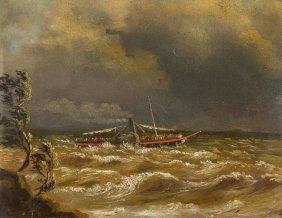"""*diday, Franois (1802 Genf 1877), Zugeschrieben """"lac"""