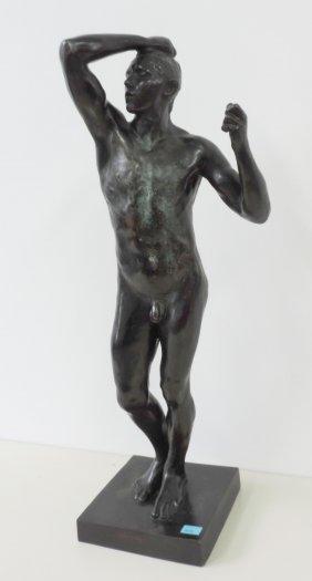 "Rodin, Auguste Paris 1840–1917 Meudon) Nach ""bronzenes"