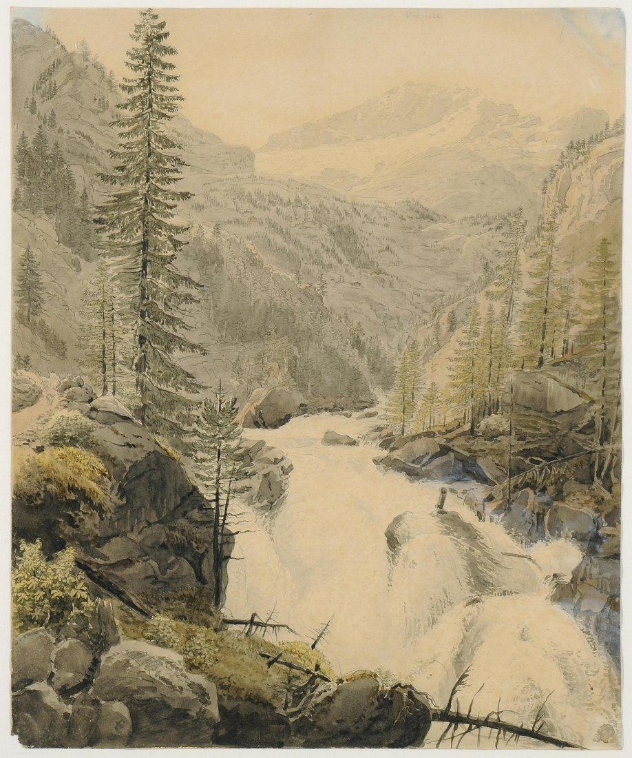 Meyer, Johann Jakob (Meilen 1787–1858 Zürich) Der