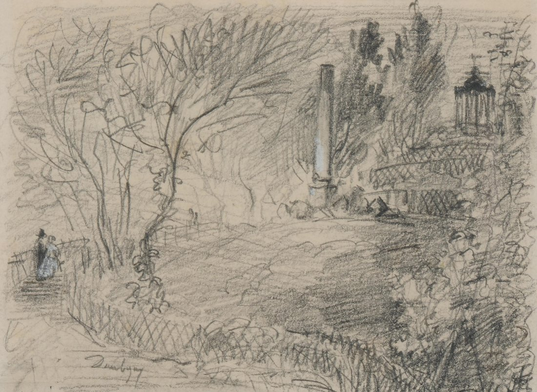 Daubigny, Charles-François  (1817 Paris 1878),
