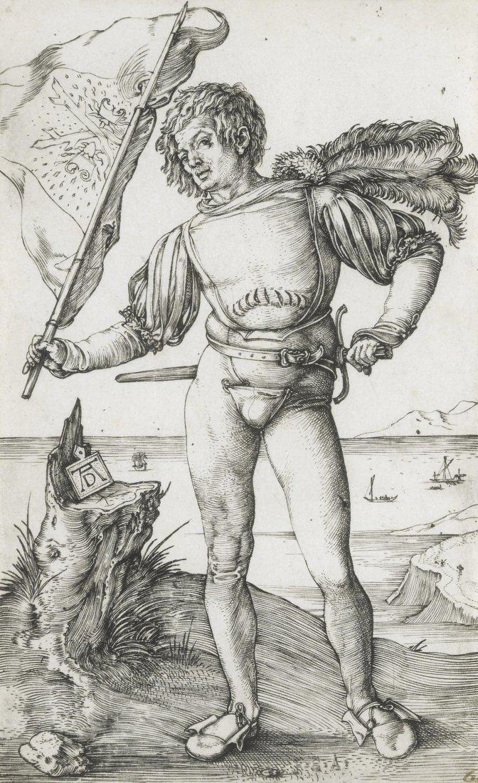 Dürer, Albrecht (471 Nürnberg 1528) Der