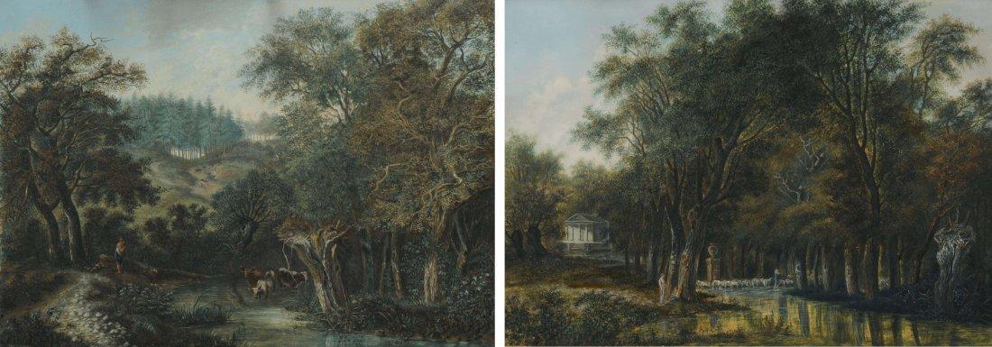 Gessner, Salomon (1730 Zürich 1788), Repliken nach
