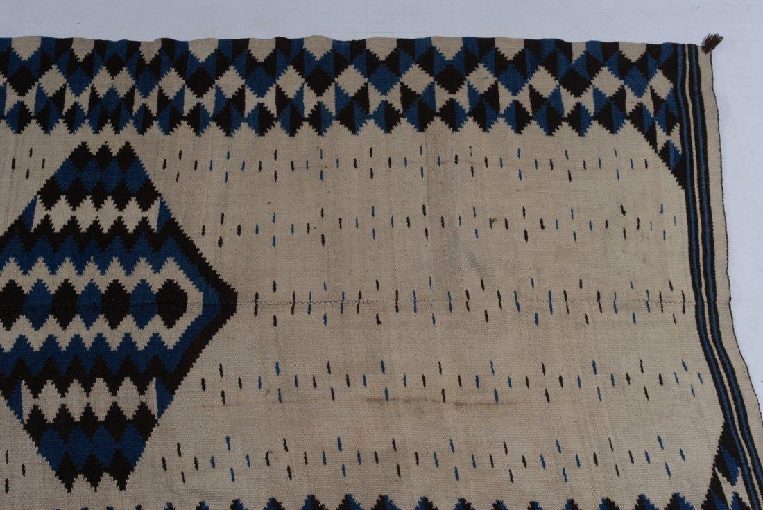 Navajo-Kelim Z-Amerika, um 1900. Elegantes und - 4