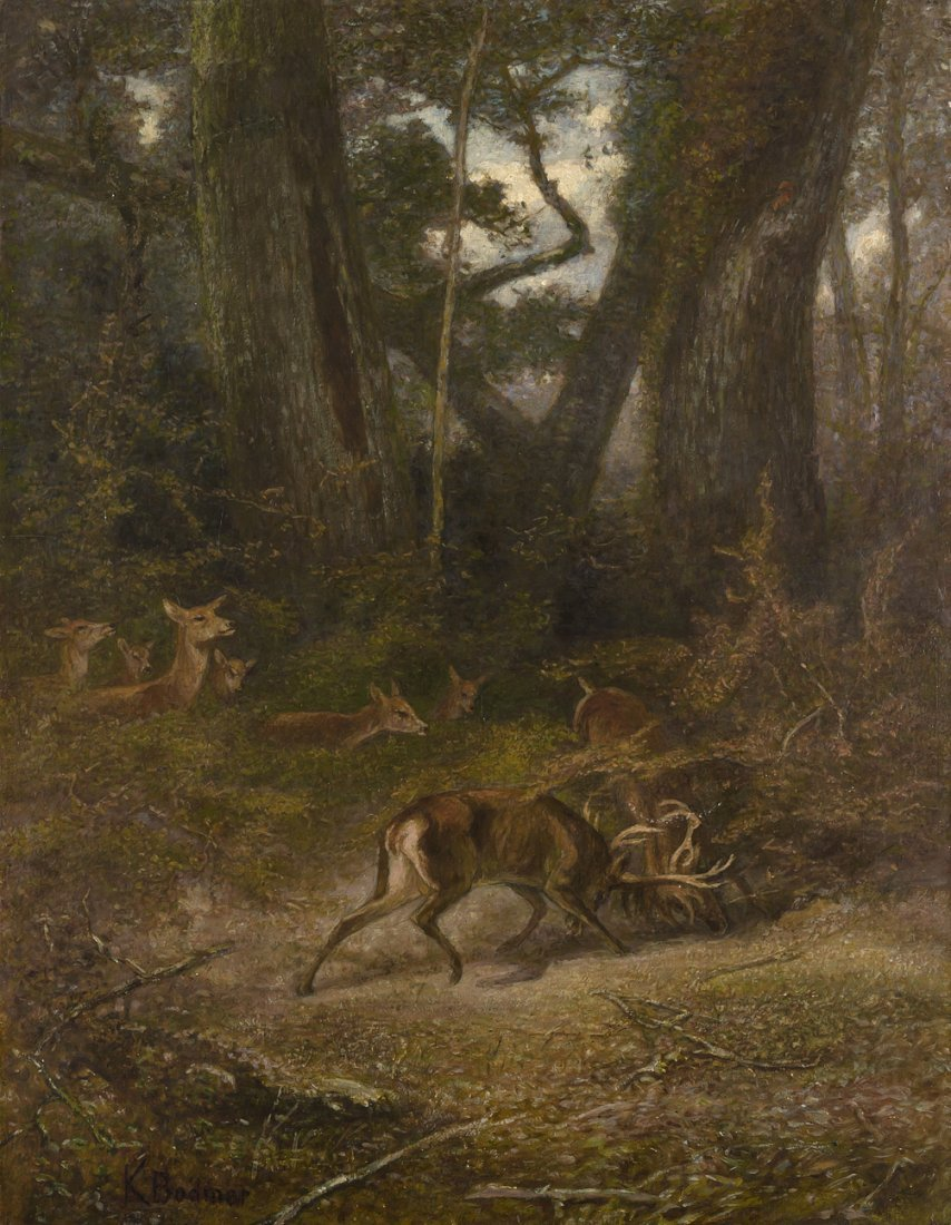 Bodmer, Karl (Zrich 1809–1893 Paris) In einer