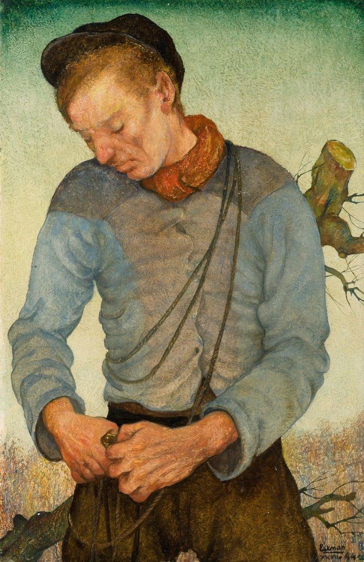 Eekman, Nicolas Mathieu  (Brssel 1889–1973 Paris)