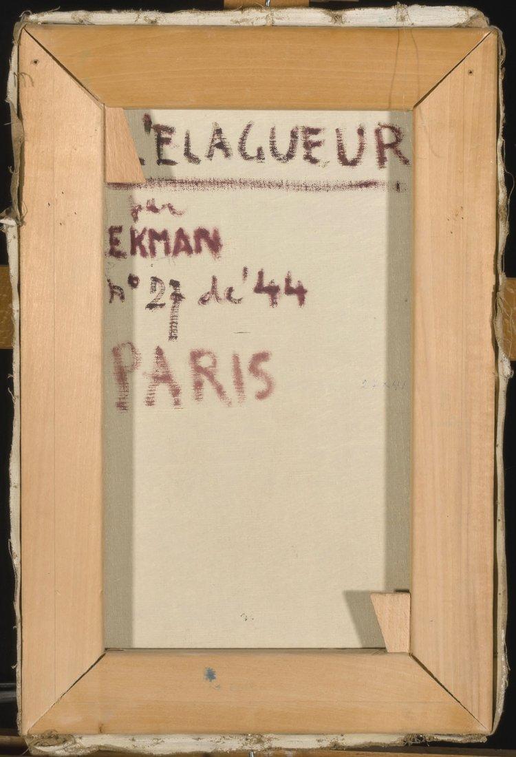 Eekman, Nicolas Mathieu  (Brssel 1889–1973 Paris) - 2