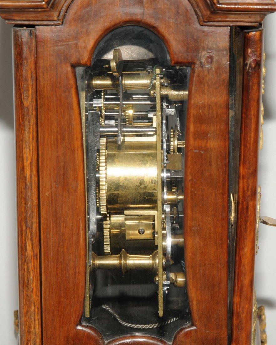 Bracket-Clock Michael Weilhart Prag Tschechien, 18.Jh. - 3