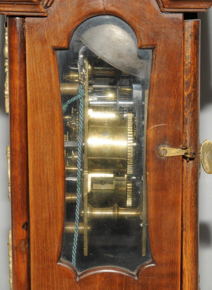 Bracket-Clock Michael Weilhart Prag Tschechien, 18.Jh. - 7