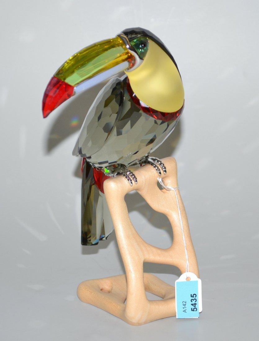 Swarovski-Figur   20.Jh. Buntes Kristallglas,