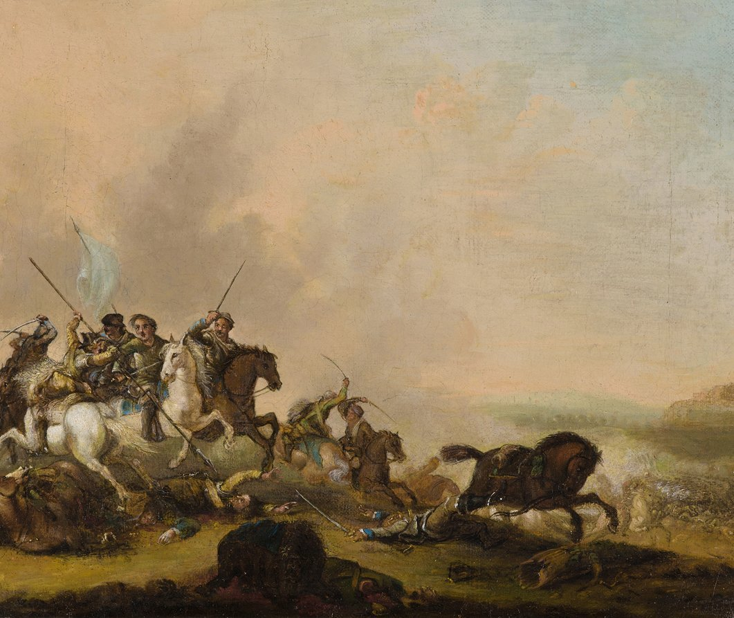 Parrocel, Charles  (Brignoles 1688–1752 Paris)