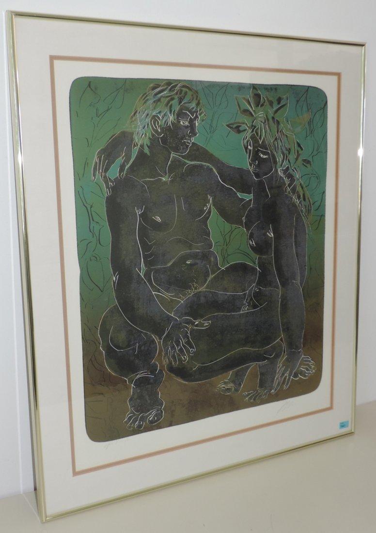 "Erni, Hans (Luzern 1909–2015 Luzern) ""Erde"". 1978."
