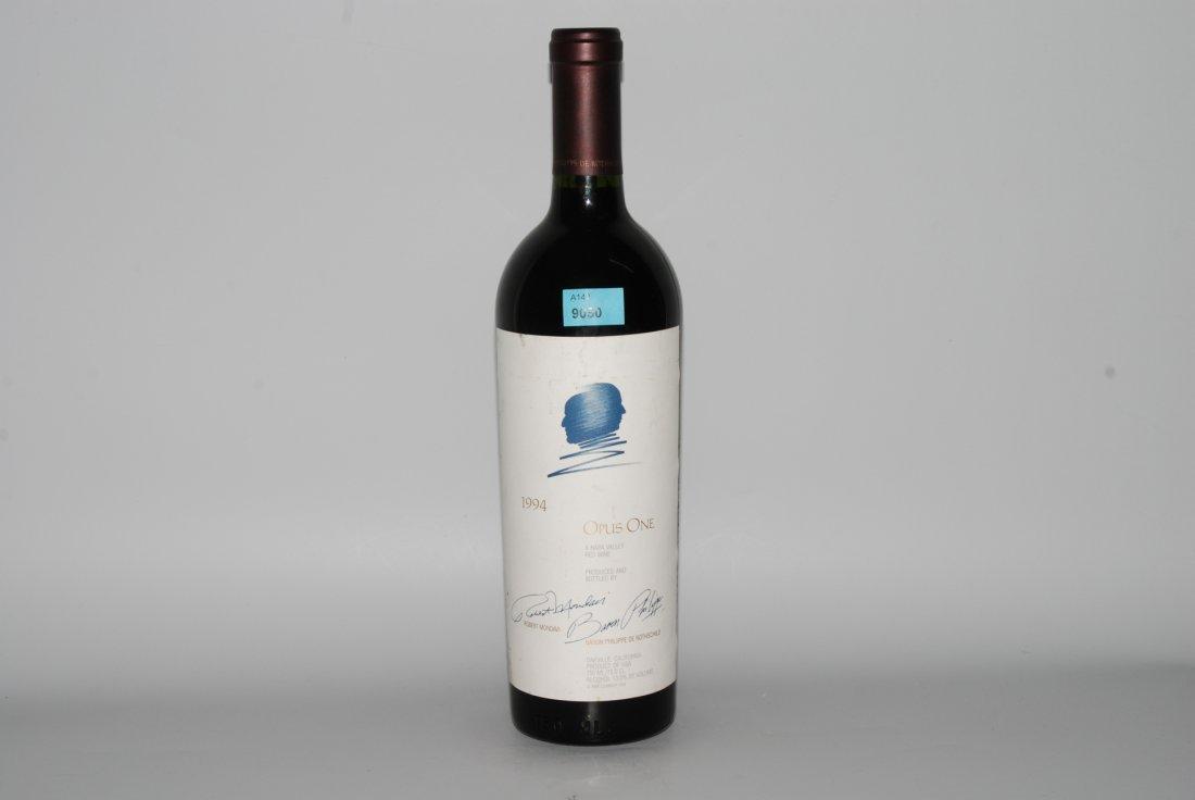 Opus One 1994. Napa Valley. Mondavi-Rothschild. 1