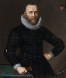 European School , Portrait of a Man