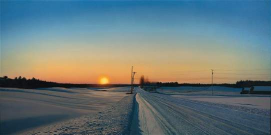 Thomas Crotty, January - Pleasant Hill Road