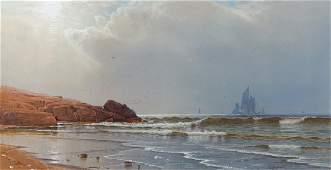 Alfred Thompson Bricher, Ocean Landscape