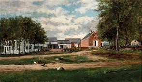 """Frank Henry Shapleigh, Am. 1842-1906, """"Watson"""