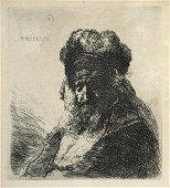 Rembrandt Harmensz Van Rijn,    Eur. 1606 - 1669,