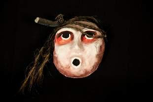 Michelle Poulin, Paper Mask