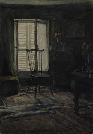 E. Boyd Smith (Am. 1860-1943), Chair