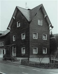 "Bernd/Hilla Becher, ""Niederschelderhuette, Westerwald,"
