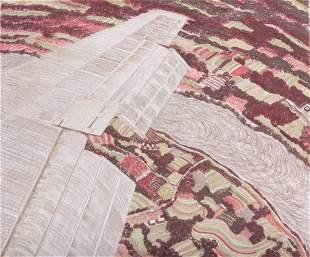 Yvonne Jacquette, Five Prints: Winging It, 1990, 1-5]