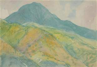 "Charles H. Woodbury, ""Morning-Dominica, 1936"","