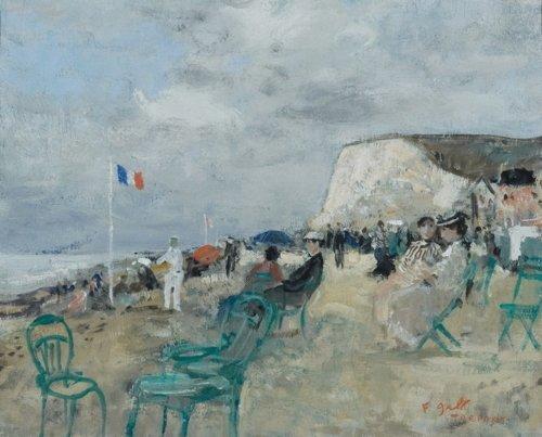 François Gall, Le Treport