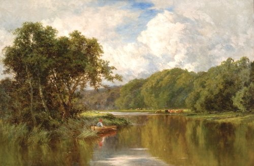 Henry H. Parker, The Silent Waters of the Thames