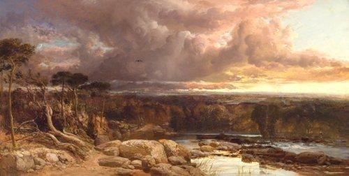 James Webb, Thunder Cloud