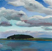 Connie Hayes, Whale Boat Island, Harpswell