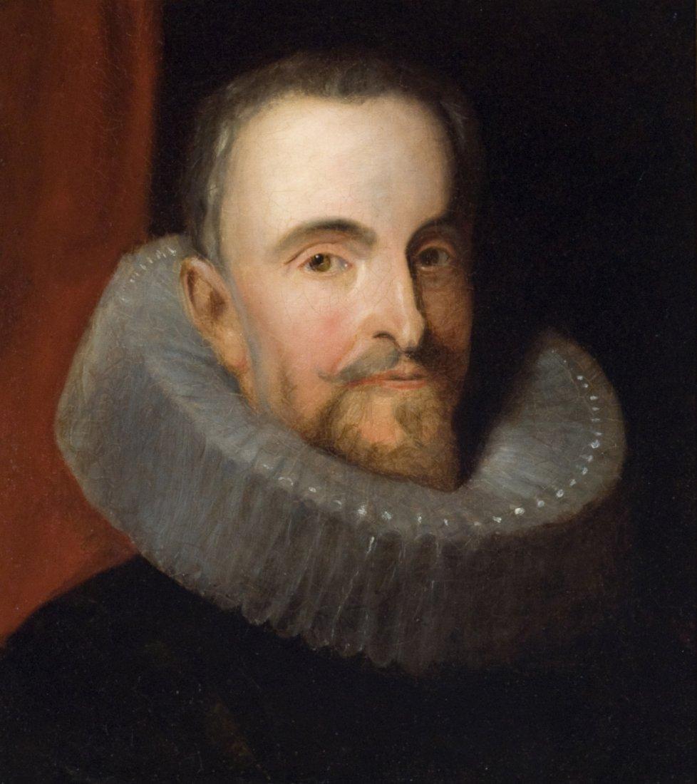 Portrait of Spanish Commander Ambrogio Spinola