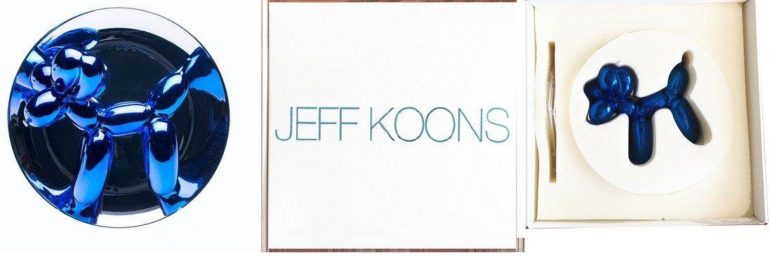 Jeff Koons -  Balloon Dog (Blue)