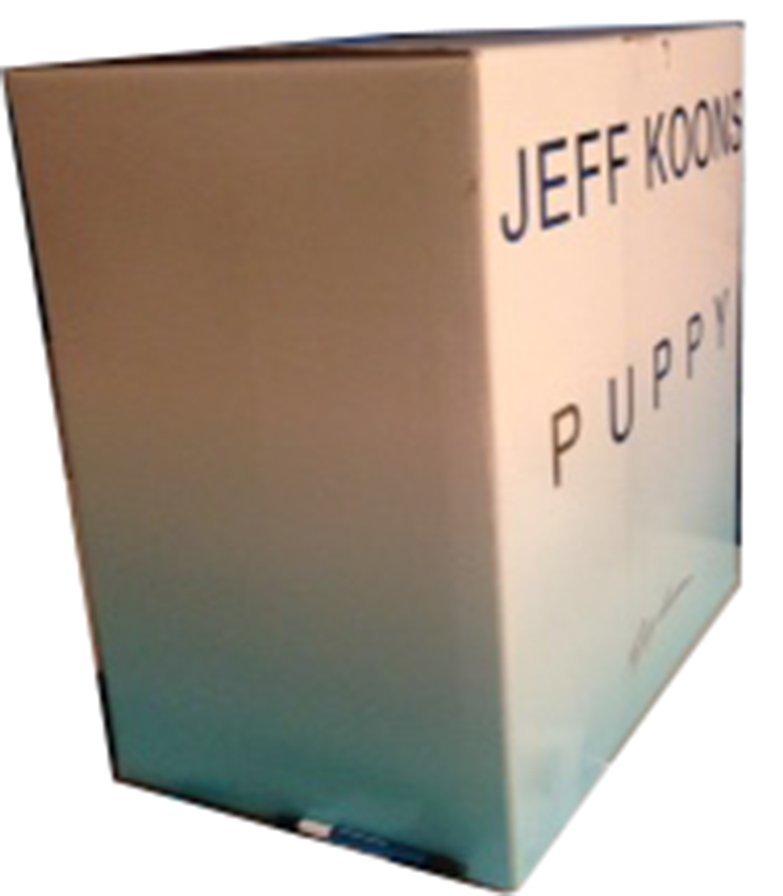 Jeff Koons -  Puppy (Vase) - 2