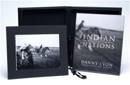 Danny Lyon - Indian Nations, 2002