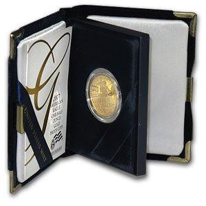 2007-W 1/2 oz Proof Gold American Eagle