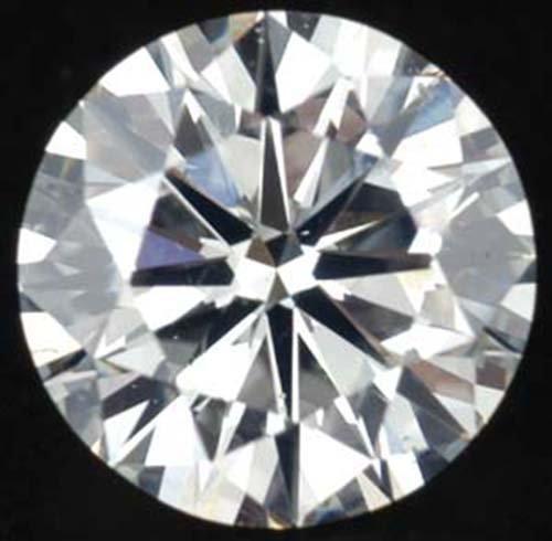 Diamond  Round 0.50 Carat G,SI1, EGL