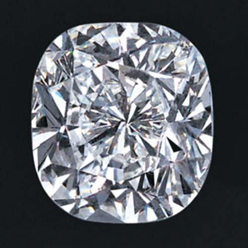 Diamond  Cushion 1.02 Ct. F, VS1, EGL