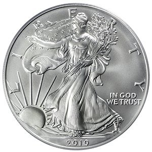 1 oz Uncirculated Silver American Eagle (Random Year)