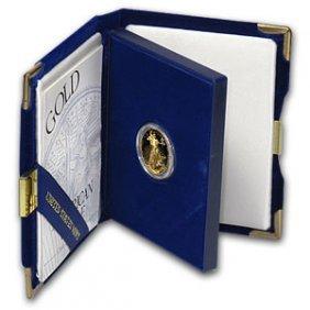 1995-W 1/10 oz Proof Gold American Eagle