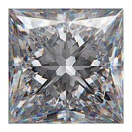 Certified Diamond PRINCESS 1.65, G, SI3, EGL